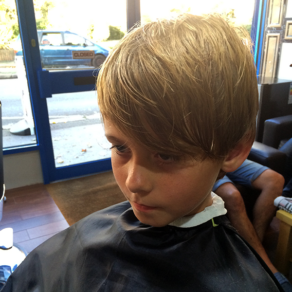 Kids Hair Cut 3