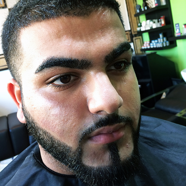 Male Groomers Croydon Beard 26-12-2015