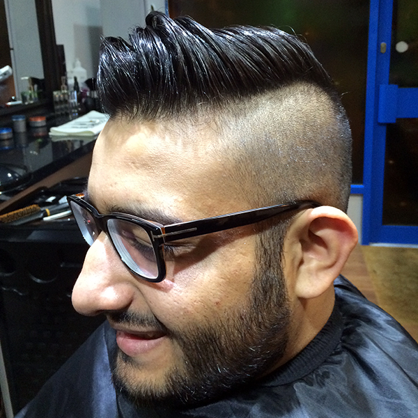 Male Groomers Croydon Cut 24-12-14
