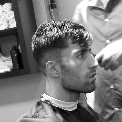 Male Grooming Croydon - Cut & Finish from £12