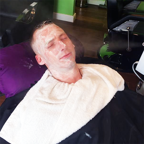 Male Gromming Croydon - Facial & Shave from £40